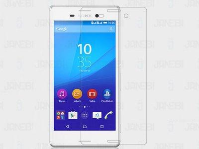 محافظ صفحه نمایش شفاف Sony Xperia M4 Aqua مارک Nillkin