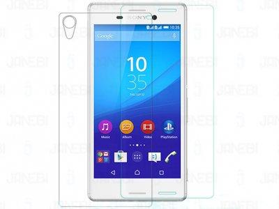 محافظ صفحه نمایش شیشه ای پشت رو Sony Xperia M4 Aqua H مارک Nillkin