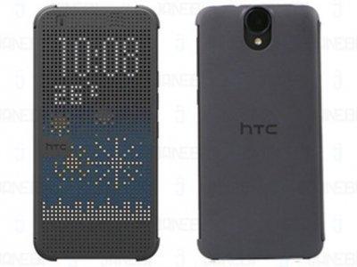 کیف هوشمند HTC One E9 plus Dot View
