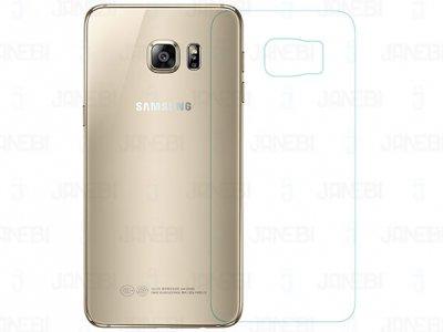 محافظ صفحه نمایش شیشه ای پشت رو +Samsung Galaxy S6 edge Plus H مارک Nillkin
