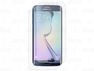 محافظ صفحه نمایش شفاف پشت رو Samsung Galaxy S6 edge Plus