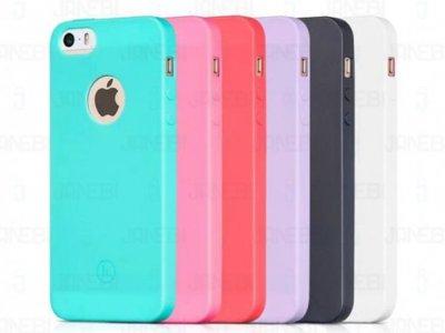 قاب ژله ای رنگی Apple iphone 5 & 5S مارک Hoco