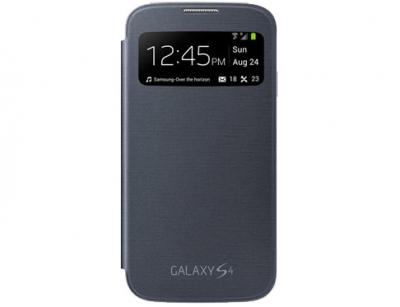 اسمارت کاور اورجینال Samsung Galaxy S4 Black