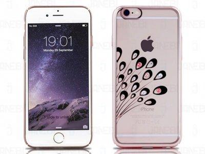 قاب محافظ شیشه ای طاووس Apple iphone 6 مارک Remax