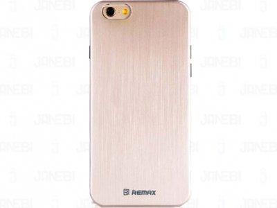 گارد ژله ای طرح فلز Apple iphone 6 مارک Remax