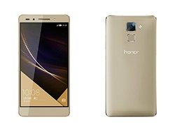 Honor 7 Plus: صفحه نمایش بزرگتر و بدنه تمام فلز