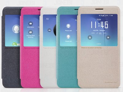 کیف نیلکین سامسونگ Nillkin Sparkle Case Samsung Galaxy Note 5