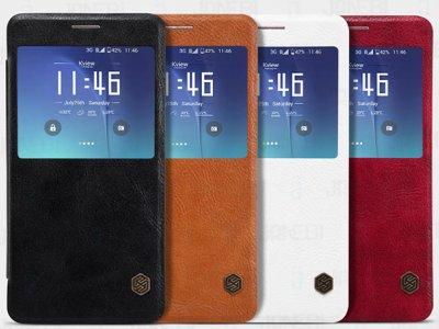 کیف چرمی Samsung Galaxy Note 5 N920 مارک Nillkin-Qin