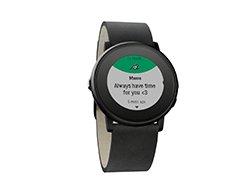 Pebble Time Round، سبک ترین و باریک ترین ساعت هوشمند جهان