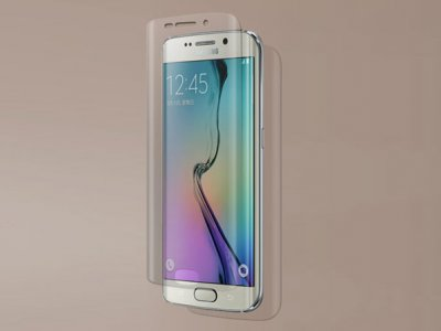 محافظ صفحه نمایش Mocoll Samsung Galaxy S6 edge Plus full cover