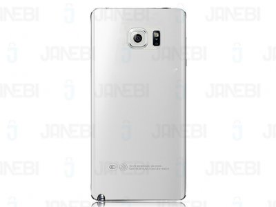 محافظ ژله ای سامسونگ Samsung Galaxy Note 5 Jelly Case