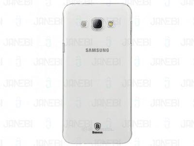 محافظ ژله ای Samsung Galaxy A8 مارک Baseus - TPU