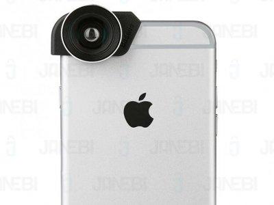 لنز فیش آی، واید و ماکرو Baseus Mini Lens Pro Fisheye, Wide & Macro