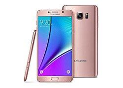 عرضه Galaxy Note 5 سامسونگ در دو رنگ جدید