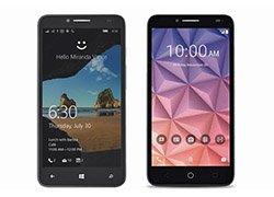 آلکاتل و تولید اولین گوشی هوشمند دارای ویندوز 10