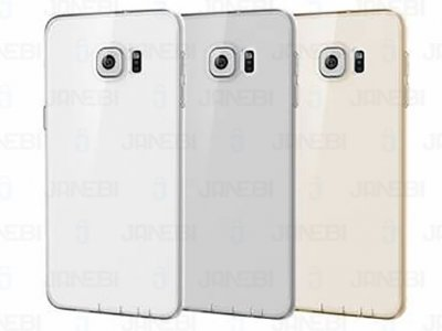 محافظ ژله ای Samsung Galaxy S6  مارک Rock-TPU