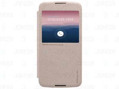 کیف نیلکین آلکاتل Nillkin Sparkle Case Alcatel Idol 3 5.5