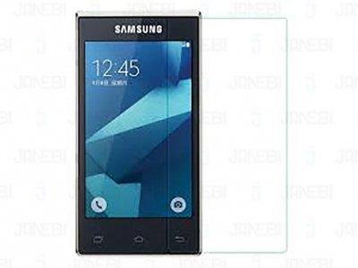 محافظ صفحه نمایش شیشه ای پشت رو +Samsung G9198 H مارک Nillkin