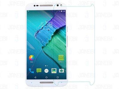 محافظ صفحه نمایش شیشه ای Motorola Moto X Style H مارک Nillkin