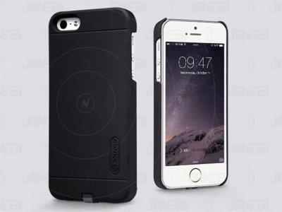 قاب شارژر وایرلس Apple iphone 5 & 5S Magic case مارک Nillkin