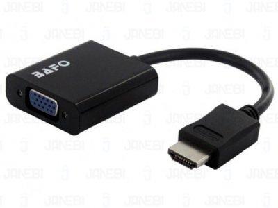 تبدیل HDMI به VGA مارک BAFO BF-3369