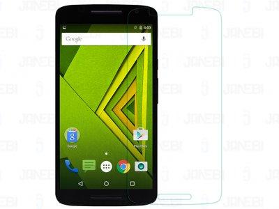 محافظ صفحه نمایش شیشه ای Motorola Moto X Play H مارک Nillkin