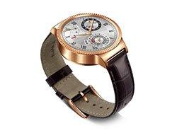عرضه ساعت هوشمن  هواوی با بدنه از جنس طلا