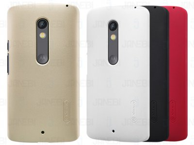 قاب محافظ نیلکین موتورولا Nillkin Frosted Shield Case Motorola Moto X Play