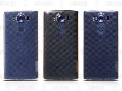 محافظ ژله ای LG V10  مارک Nillkin-TPU