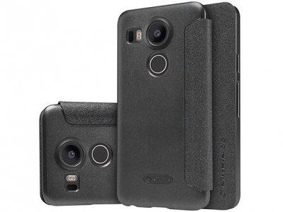 کیف LG Nexus 5X مارک Nillkin Sparkle