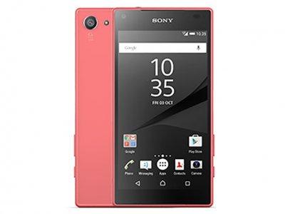 ماکت گوشی Sony Xperia Z5 Compact