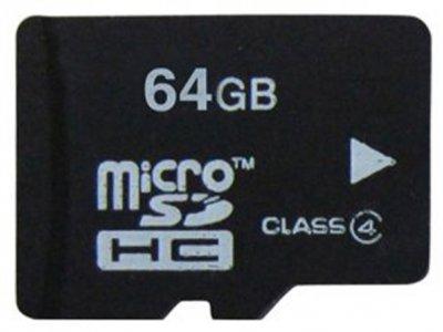رم میکرو اسدی 64 گیگابایت Class 4