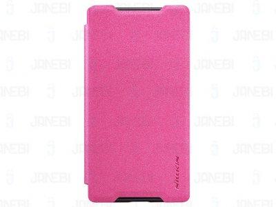 کیف Sony Xperia Z5 Compact مارک Nillkin-Sparkle