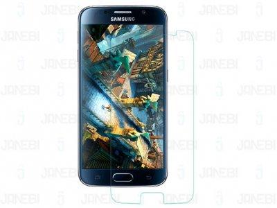 محافظ صفحه نمایش شیشه ای +Samsung Galaxy S6 PE مارک Nillkin