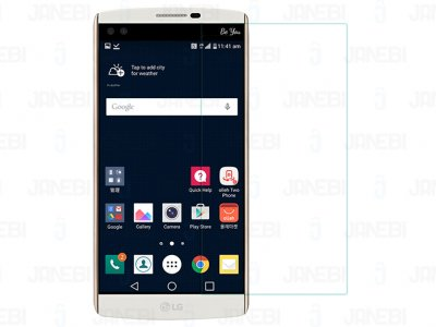 محافظ صفحه نمایش شفاف LG V10 مارک RG
