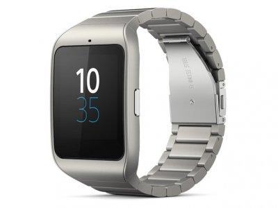 ساعت هوشمند سونی بند فلزی SmartWatch 3 SWR50