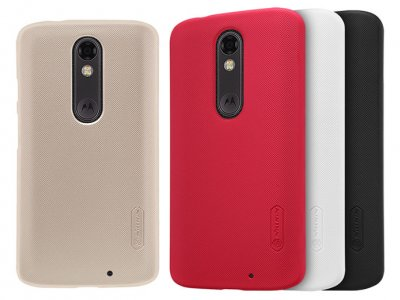 قاب محافظ نیلکین موتورولا Nillkin Frosted Shield Case Motorola Moto X Force