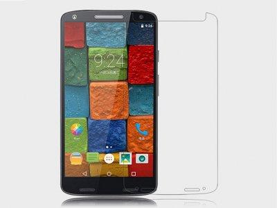 محافظ صفحه نمایش شفاف Motorola Moto X Force مارک Nillkin