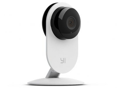 دوربین مداربسته با قالبیت دید در شب شیائومی | Xiaomi Yi Smart Camera Night Vision