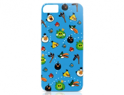 محافظ آیفون 5 Angry Birds Ensemble