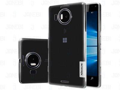 محافظ ژله ای Microsoft Lumia 950 XL مارک Nillkin TPU