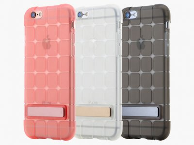 محافظ ژله ای Apple iphone 6/6s مارک Rock space-Cubee TPu