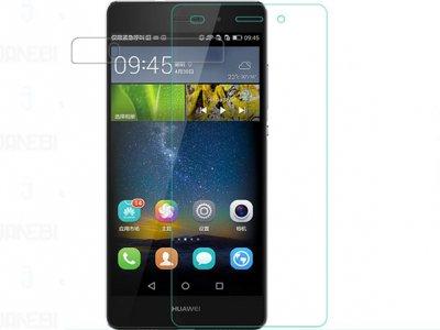 محافظ صفحه نمایش شیشه ای+Huawei P8 Lite H مارک Nillkin