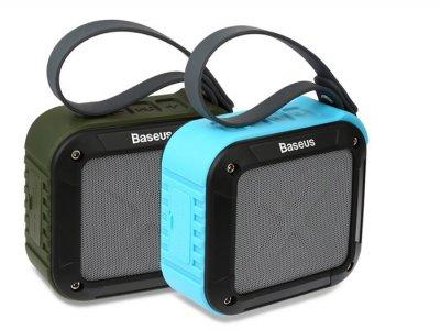 اسپیکر بلوتوث بیسوس Baseus Gaiety Series Outdoor Sport Bluetooth Speaker