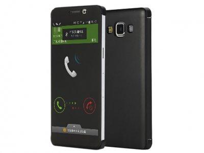کیف چرمی Samsung Galaxy A7 مارک Rock-DR.V