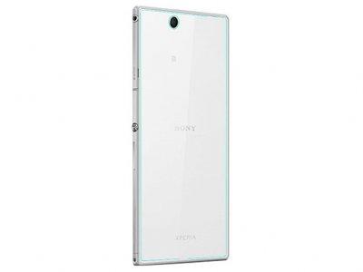 محافظ صفحه نمایش شیشه ای پشت  Sony Xperia Z Ultra