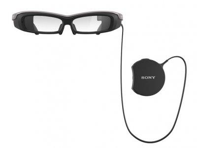 عینک هوشمند سونی Sony Smart Eyeglass Developer Edition SED E1