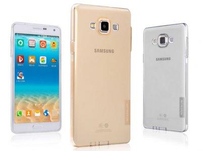محافظ ژله ای Samsung Galaxy A7 مارک Nillkin-TPU
