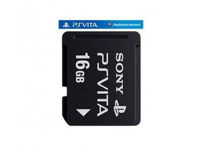 کارت حافظه 16 گیگابایتی سونی PlayStation PS Vita Memory Card 16GB