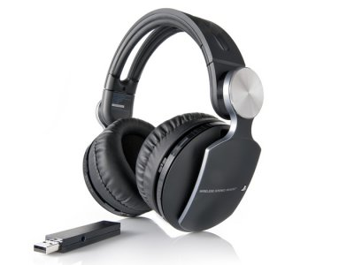 هدفون بی سیم سونی PULSE Elite Edition Wireless Stereo Headset